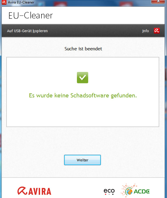 Avira EU-Cleaner