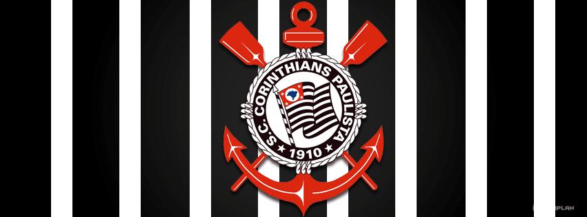 Capa para Facebook – Corinthians (Cover for Facebook – Corinthians)