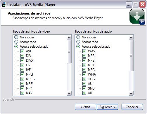AVS Media Player