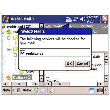 WebIS Mail