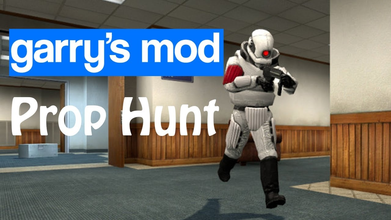 Garry's Mod - PropHunt (Hide'n'Seek) - Original