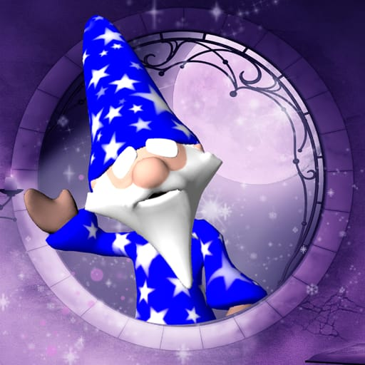 Talking Wizard