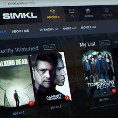 Simkl TV Tracker