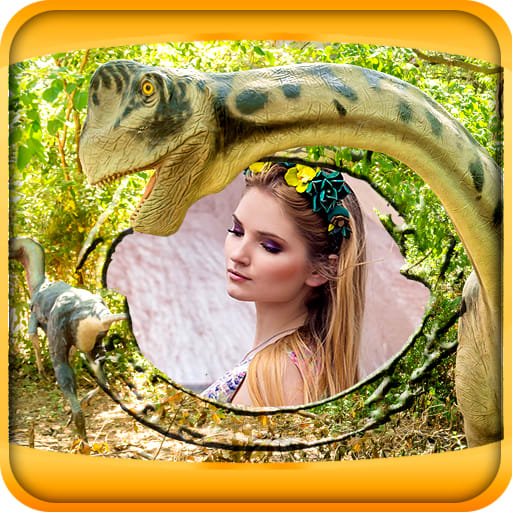 Dinosaur Photo Frames