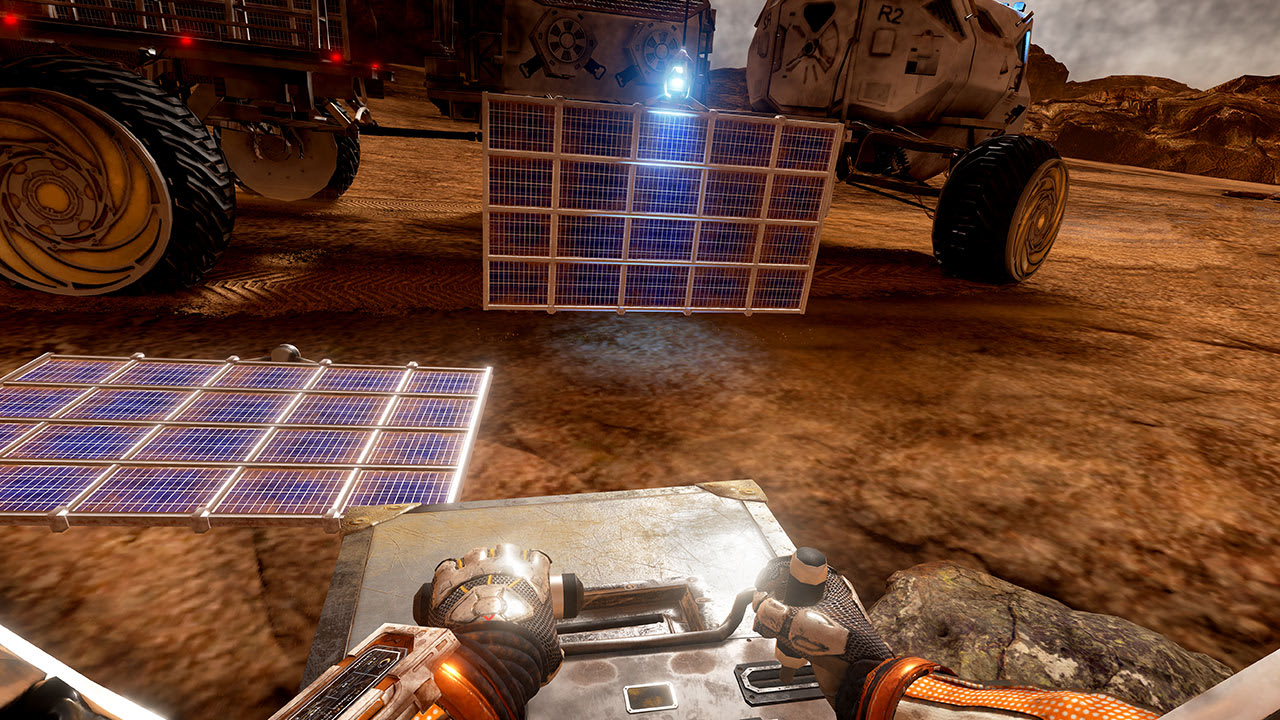 The Martian Experience PS VR PS4