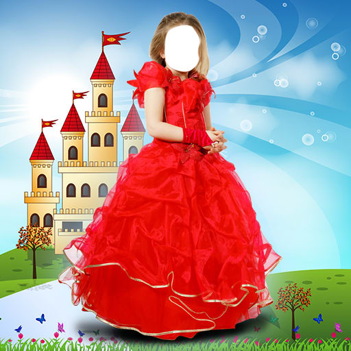 Little Princess Dress Editor