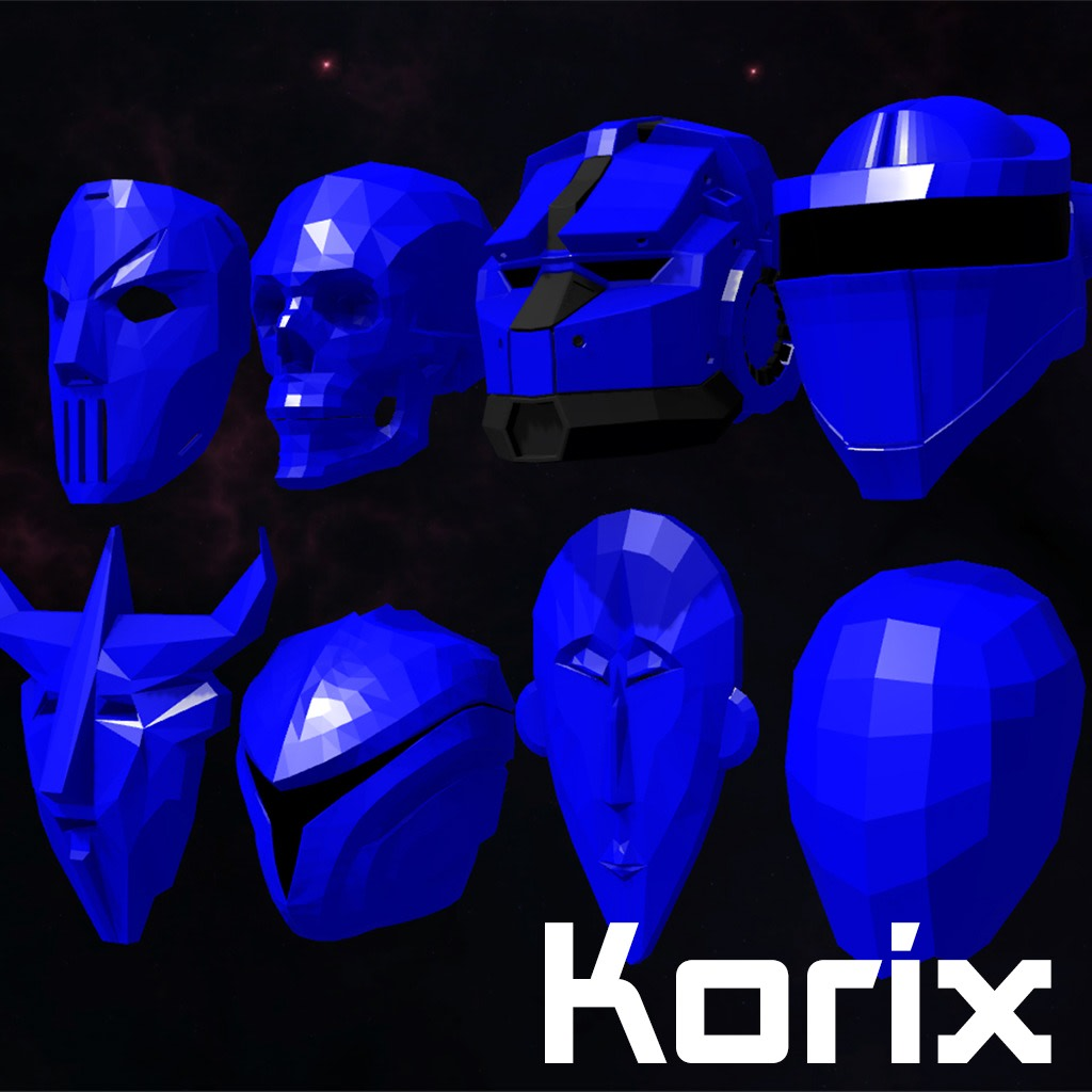 Korix - Head Bundle PS VR PS4