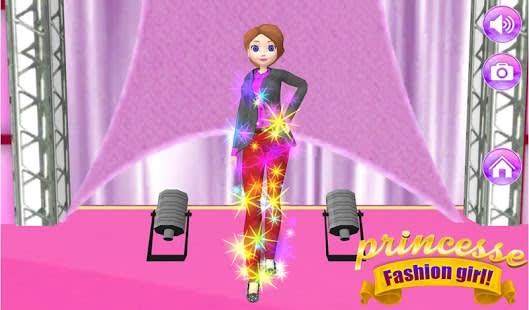 Princesa Fashion Girl