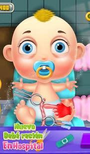 Recién nacido del Hospital Al