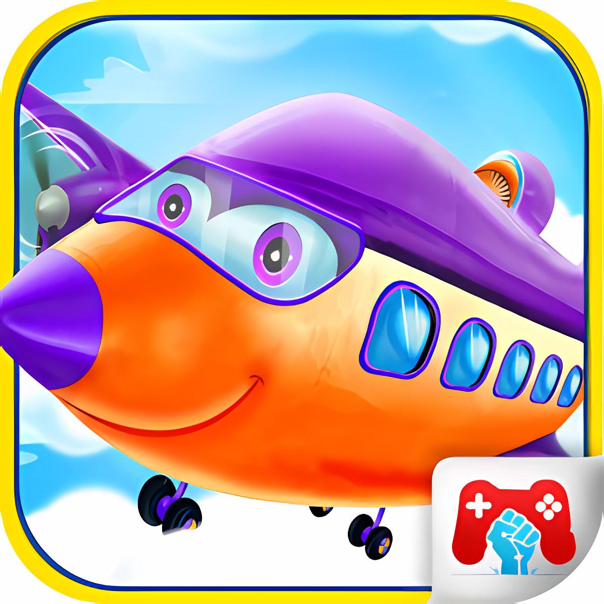 Guardería Kids Airplane Juego