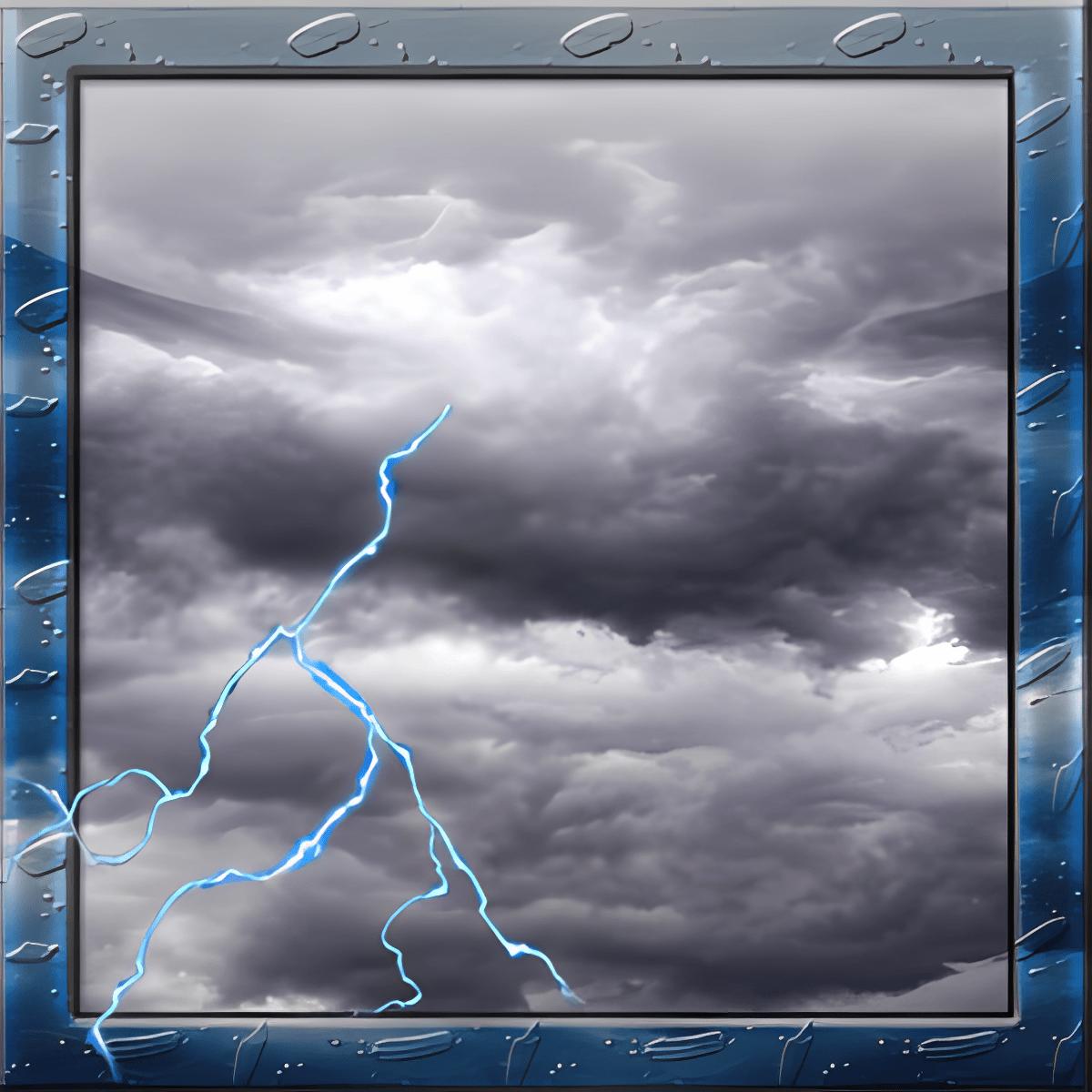 Tormentas eléctricas y lluvia 2.3 y versiones superiores
