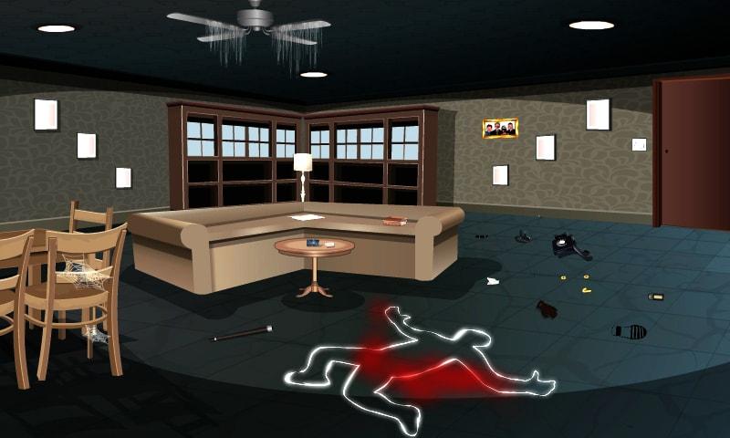 Criminal Chase - Escape Games