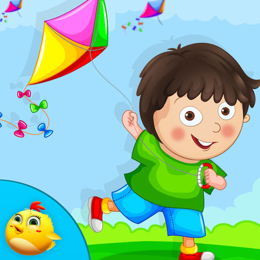 Kite Flying Kids Game