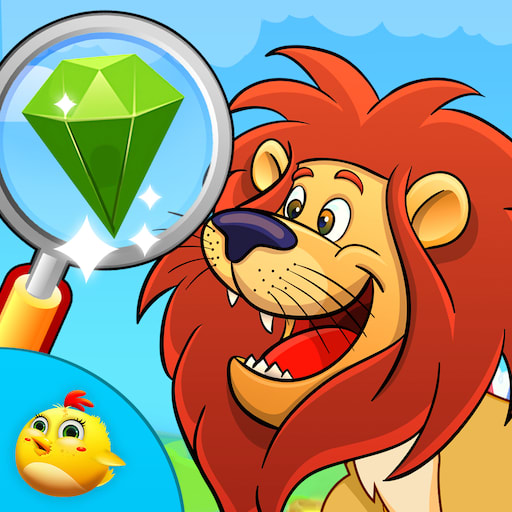 Zoo Hidden Object For Kids