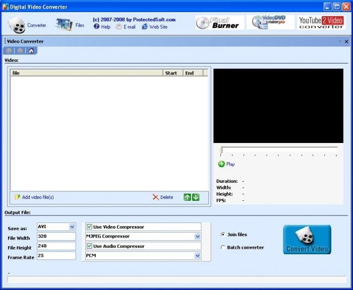 DigitalVideo Converter