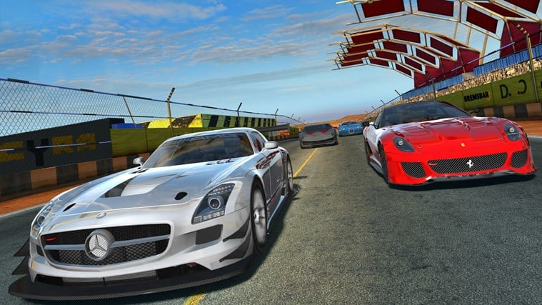 GT Racing 2: The Real Car Experience für Windows 10