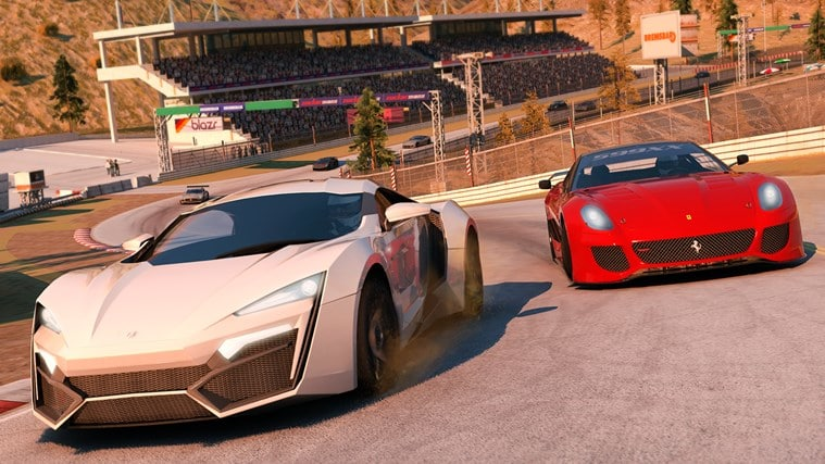 Gt Racing 2 The Real Car Experience For Windows 10 Windows