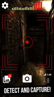 Ghost Camera (Ghost Detector / Spirit Detector)