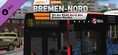OMSI 2 Add-on Bremen-Nord Varies with device