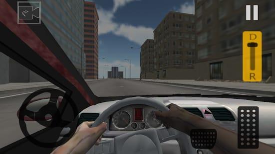Popular Car Driving