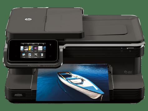 HP Photosmart 7510 Printer C311a drivers