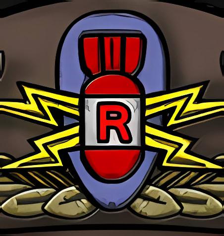 Radical Squad: Explosive Locomotive