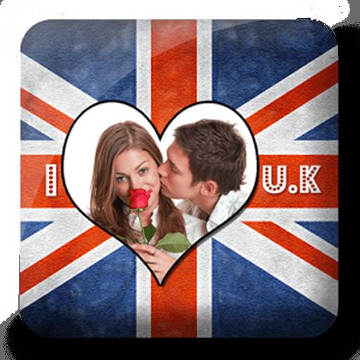 UK Flag Frame Maker 1