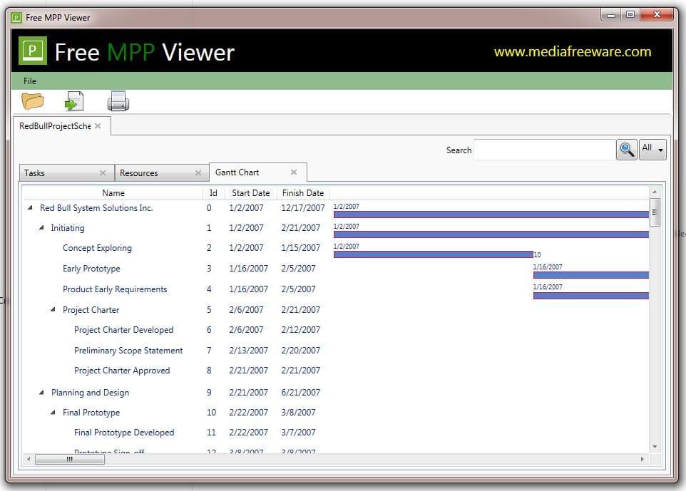 5 Free MPP Viewer Software