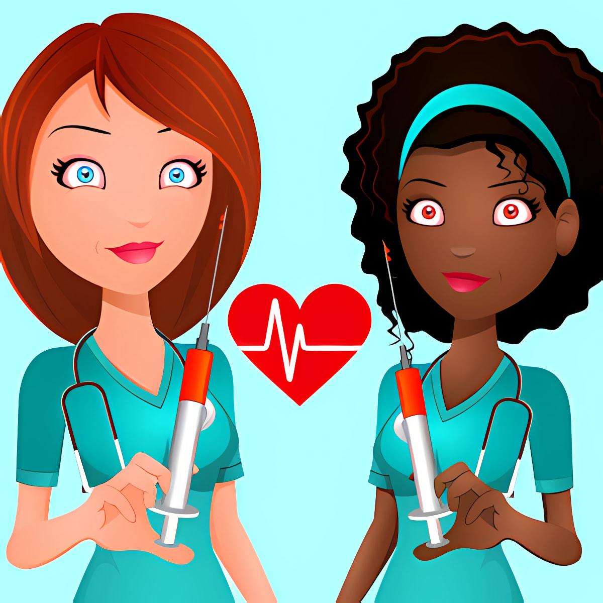 NurseMoji - All Nurse Emojis 2.0