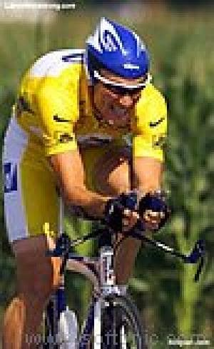 Lance Armstrong Screensaver