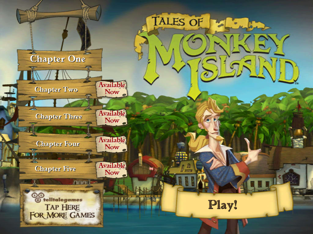 Tales of Monkey Island 1 HD