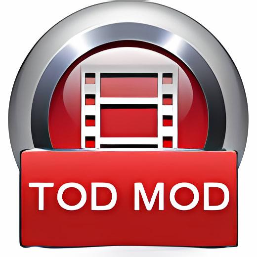 4Videosoft TOD MOD Convertisseur