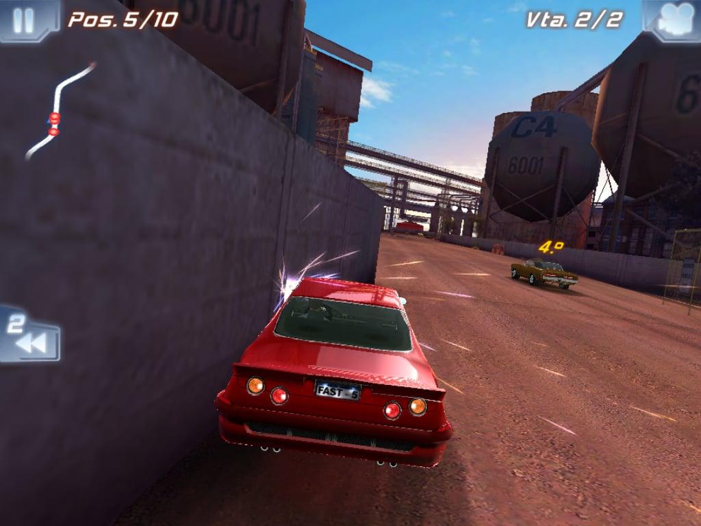 Fast and Furious 5: El juego oficial HD