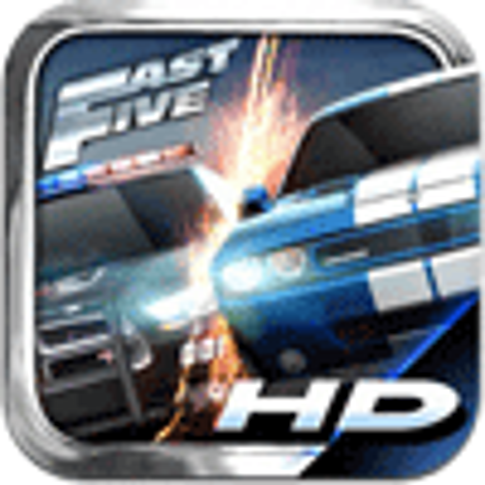 Fast and Furious 5: il gioco ufficiale del film HD