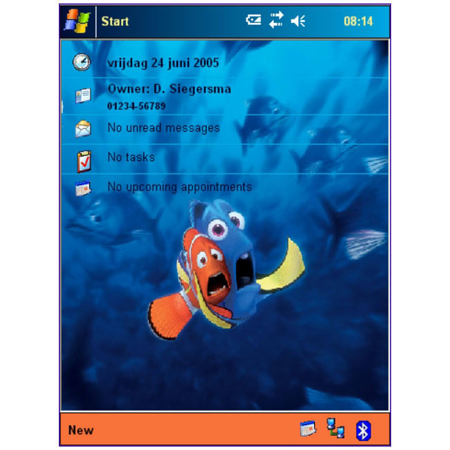 Finding Nemo Theme