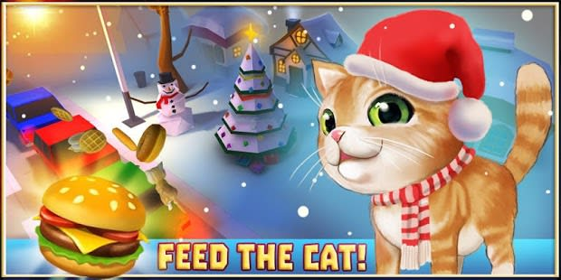 Feed The Cat VR