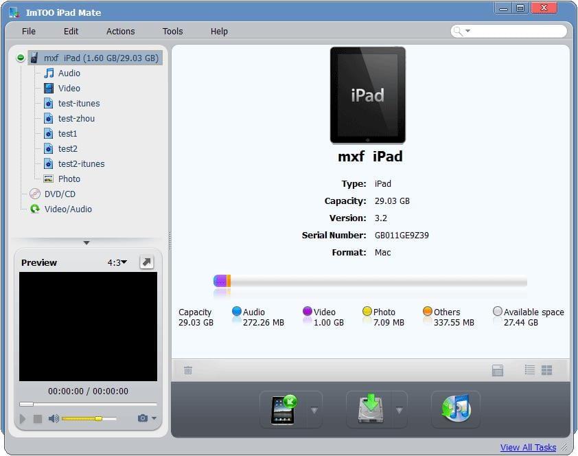 ImTOO iPad Mate Platinum