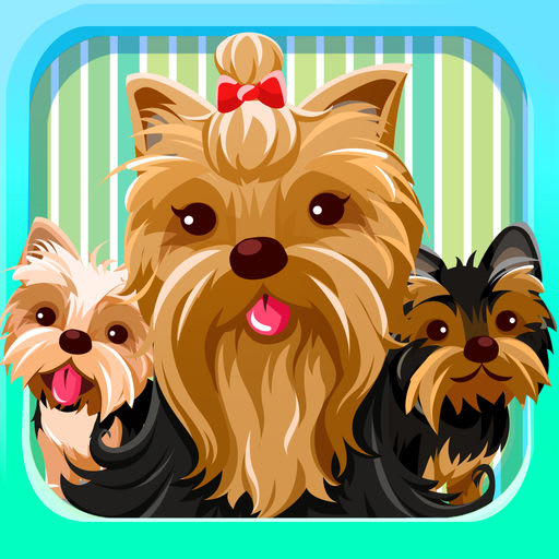 Yorkie Emoji: Yorkshire Terrier Dog Sticker App