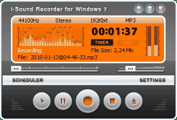 i-Sound WMA MP3 Recorder Professional