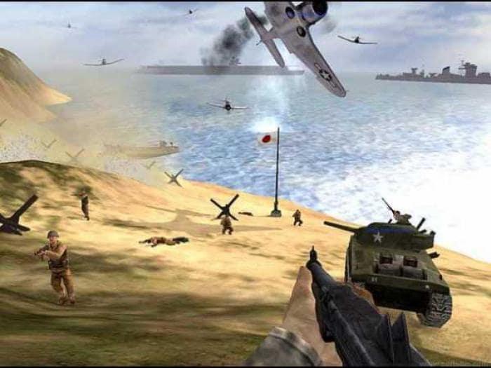 Battlefield 1942: Wake Island