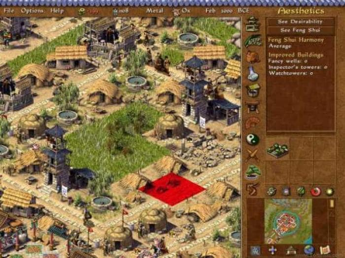 Emperor: Rise of the Middle Kingdom demo