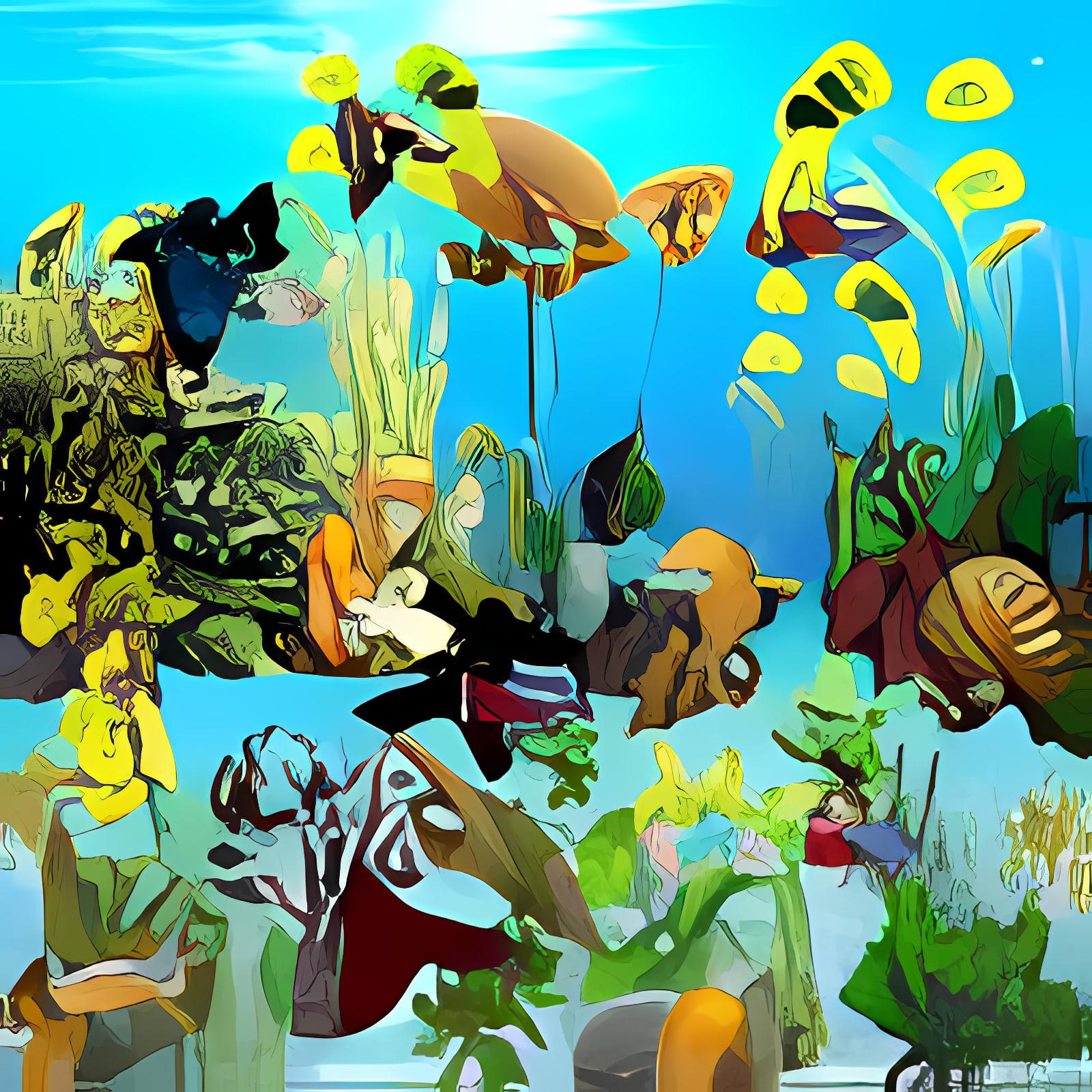 Guppies Deluxe Aquarium 2.0