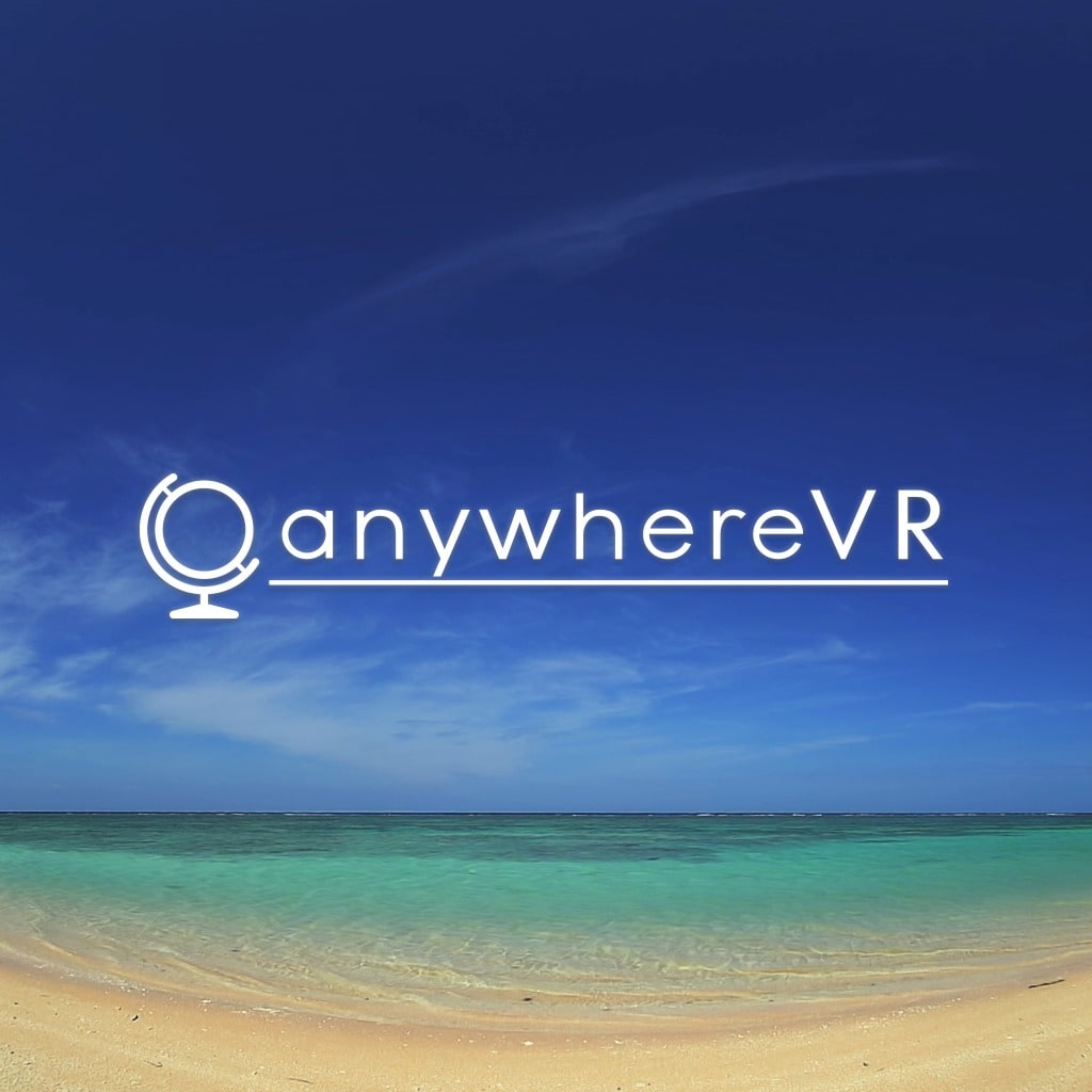 anywhereVR PS VR PS4