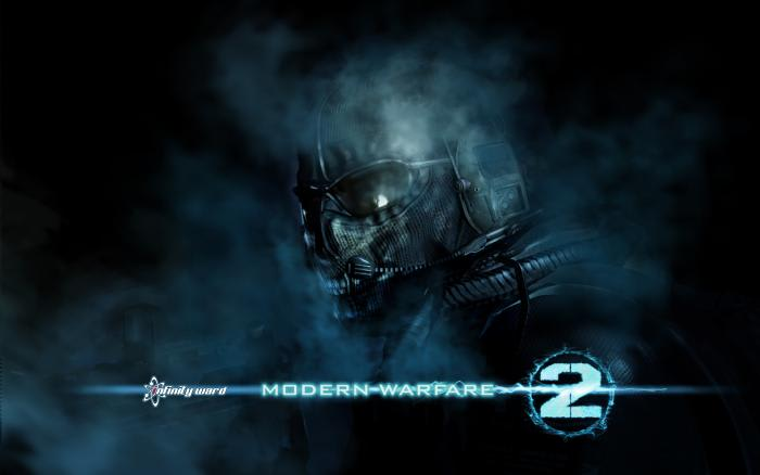 Modern Warfare 2 Wallpaper