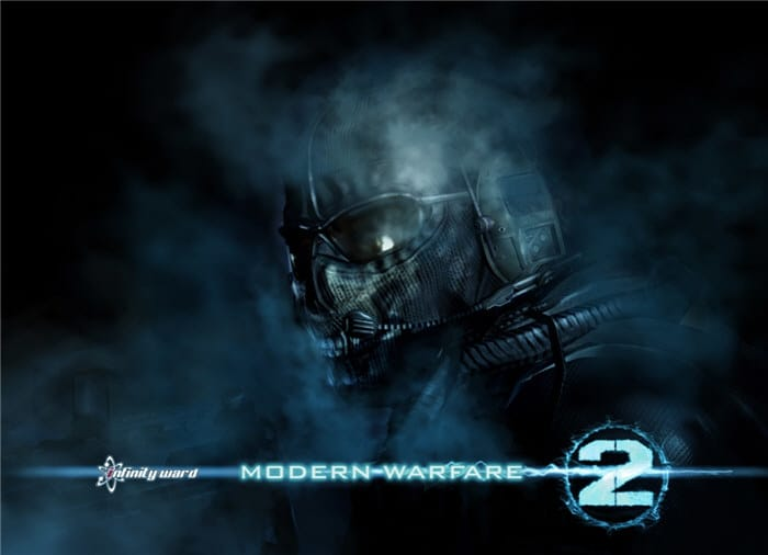 Call of Duty: Modern Warfare 2 Papel de Parede