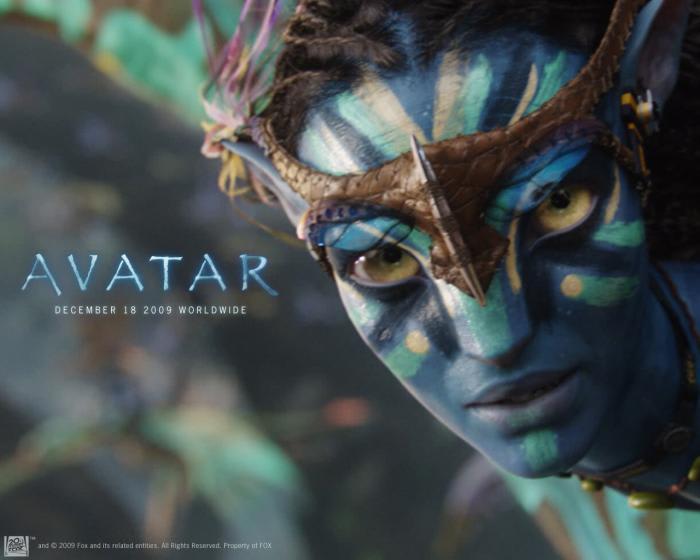 Tapeta Avatar