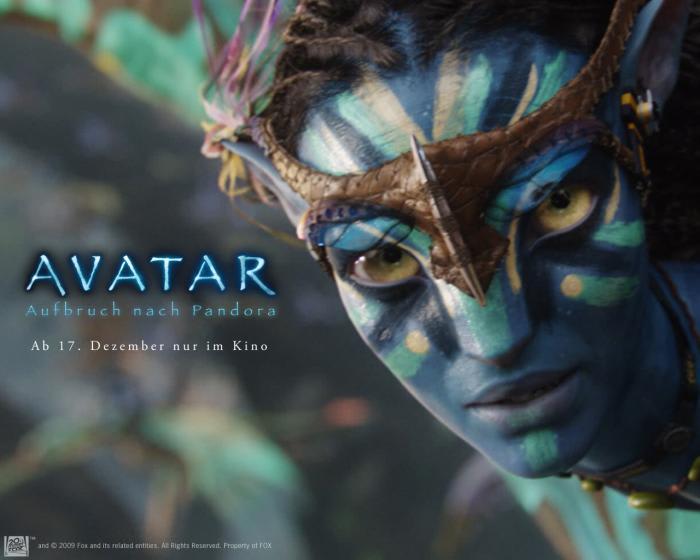 Avatar - Aufbruch nach Pandora Wallpaper
