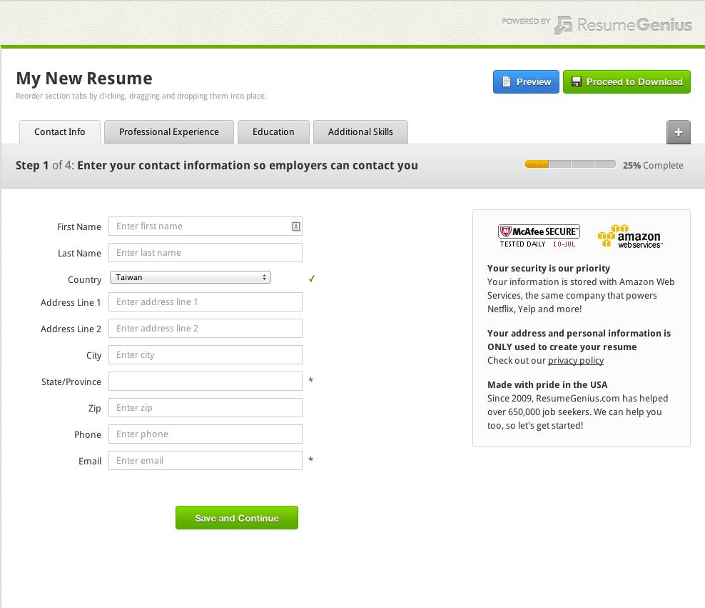 starbucks resume no experience mechanic resume templates