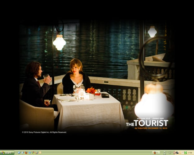The Tourist Wallpaper
