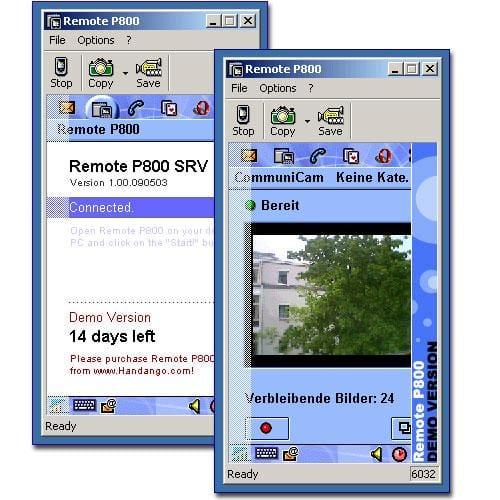 Remote UIQ